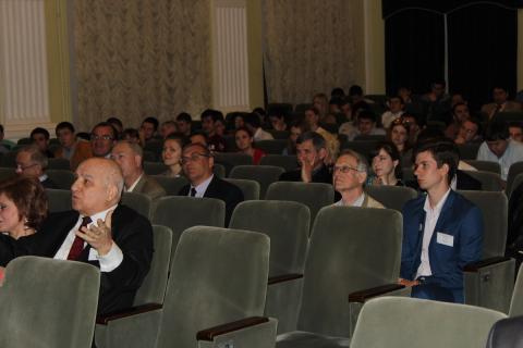 Гости: Тер-Мартиросян и др.